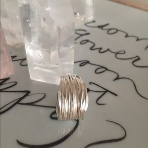 Jewelry - Brand New Sterling Silver Ring